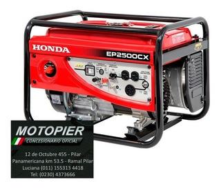 Grupo Electrógeno Generador Honda Ep2500 Precio Mas Bajo