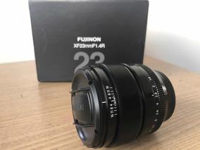 Lente Fujinon 23mm 1.4