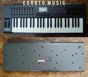 Controlador Piano M-audio Axiom 49 2dagen