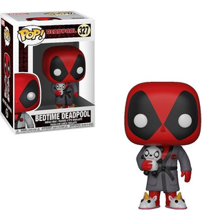 Funko Pop Bedtime Deadpool In Robe