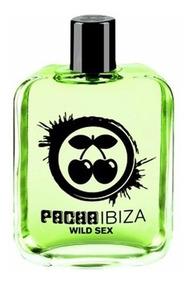 Pacha Ibiza Wild Sex Masculino
