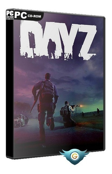 Dayz Standalone Pc Dvd Mídia Física Frete 8 Reais