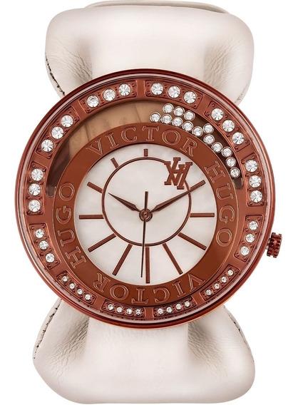 Relógio Victor Hugo Vh10110lsbn/28