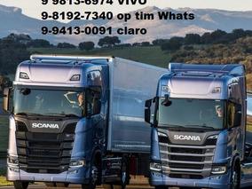 Scania R400/440