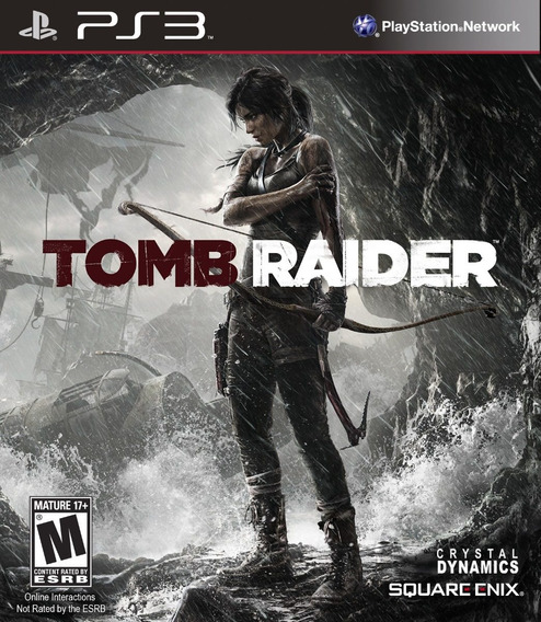 Tomb Raider 2013 - Playstation 3 Jogos Ps3