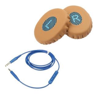 Kit Repuesto Bose Soundlink Café | Cable + Almohadillas |