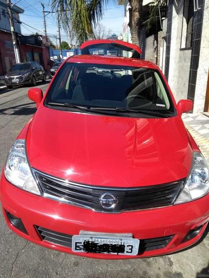 Nissan Tiida 1.8 S Flex 5p 2012