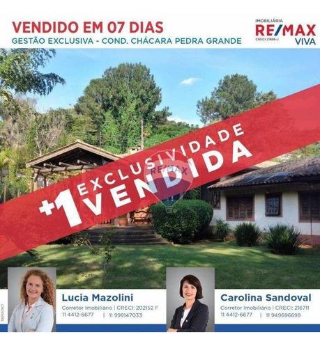 Casa Com 3 Dormitórios À Venda, 220 M² Por R$ 890.000,00 - Vila Petrópolis - Atibaia/sp - Ca6032