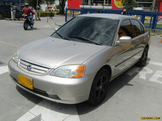 Honda Civic Lx At 1.7