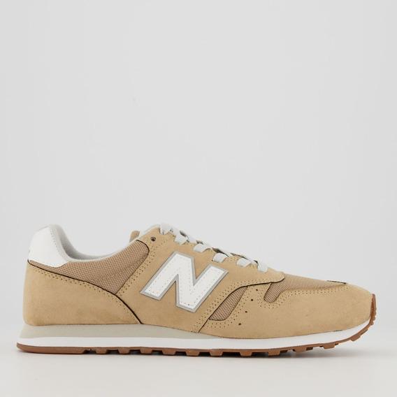 Tênis New Balance 373 Bege