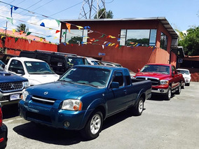 Nissan Frontier Extracab 2002 Financiamiento Propio.