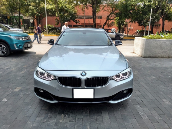 Bmw 430i Sportline 2017 Chéca 20% Enganche Crédito 48 Meses