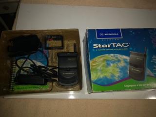 Motorola Startac 3000 Na Caixa (nao Liga) Item Colecionador