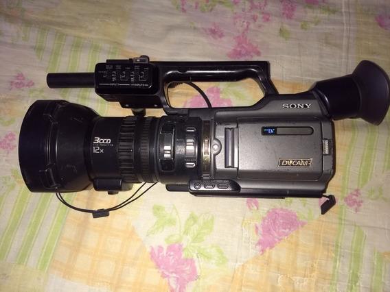 Câmera Sony Pd 170 Usada