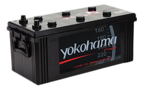 Bateria Yokohama 240 Amp Garantía 18 Meses