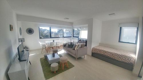 Apartamento En Venta Roosevelt 1 Dormitorio- Ref: 599