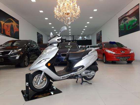 Suzuki Burgman 125i 2015 43.000kms
