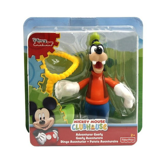 Mickey Mouse Club House Fisher Price Goofy Aventurero