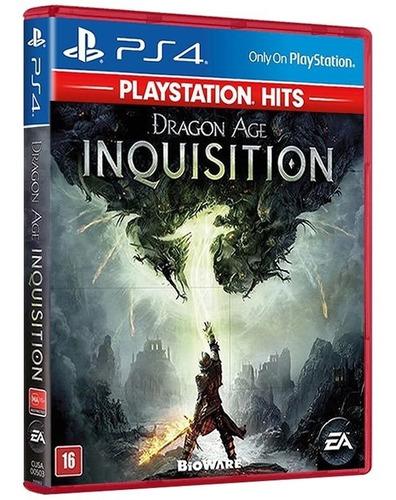 Imagem 1 de 7 de Dragon Age Inquisition Playstation Hits Ps4 [ Mídia Física ]