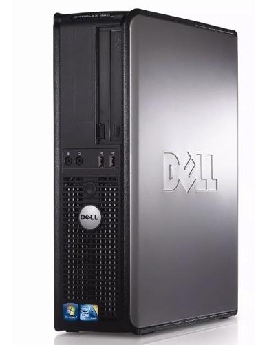 Cpu Dell, Hp Core 2duo Recertificados Tienda