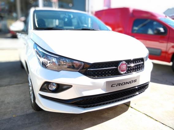 Fiat Cronos Drive 2020 0km Con Entr Inmediata Desde Ag