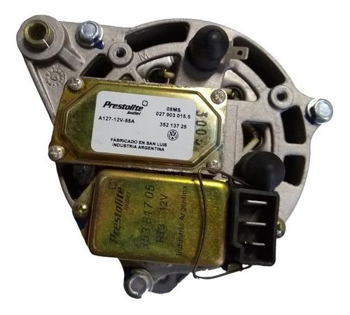 Alternador Indiel Original Ford Escort Vw Saveiro 12v 55amp