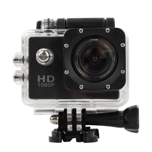 Mini Câmera Film. Sportsfull Hd 1080p Aprov D