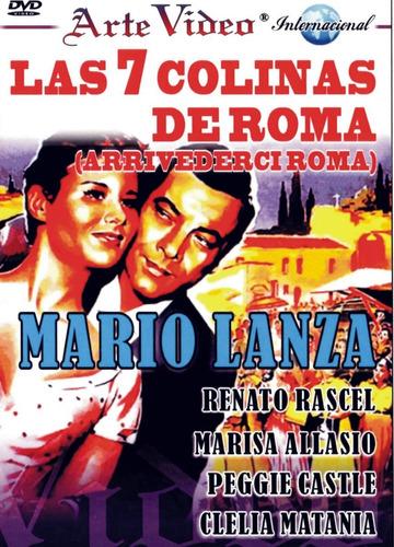 Imagen 1 de 1 de Las 7 Colinas De Roma - Mario Lanza, Renato Rascel