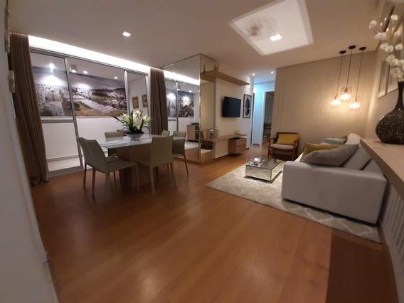 Apartamento 02 Quartos No Castelo - Rt827