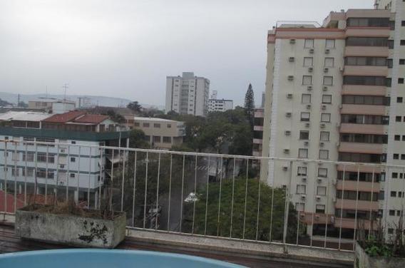 Cobertura Três Dormitórios, Duas Vagas, Para Locação, Vila Ipiranga, Porto Alegre. - Co0029