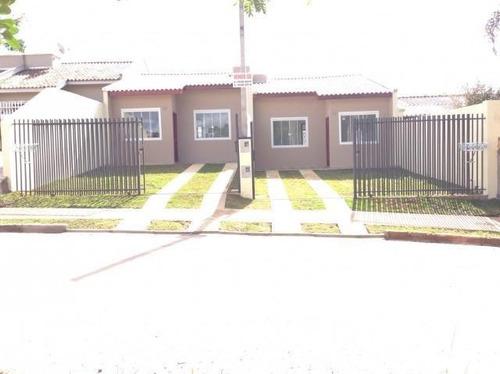 Casa Para Venda Em Fazenda Rio Grande, Estados, 3 Dormitórios, 1 Banheiro, 2 Vagas - L400