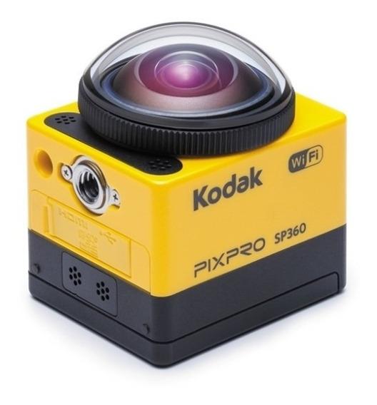 Camara Digital 360 Kodak Sp-360 Pixpro 16mp Video Hd Wi-fi