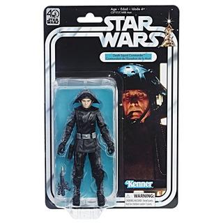 Star Wars 40th Anniversary Vintage Death Squad Commander
