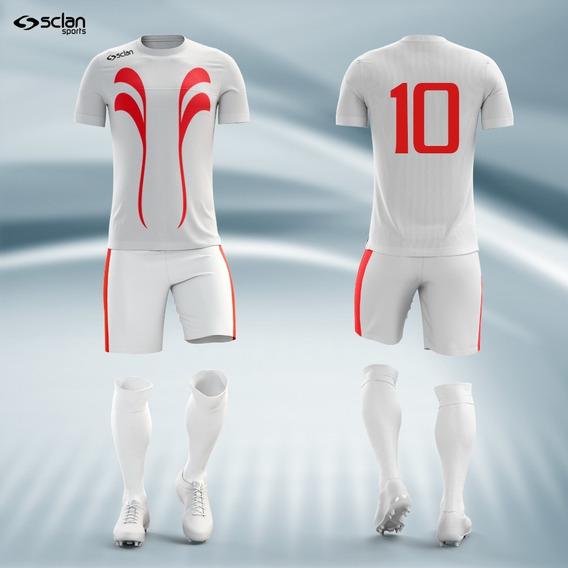 Fardamento Personalizado Time De Futebol Dry Fit - Cod. 001
