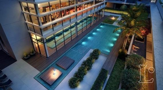 Apartamento Em Jardim Do Salso Com 1 Dormitório - Lu273458