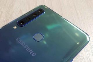 Samsung Galaxy A9 2018 Libre 128gb 6 Ram Impecable
