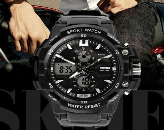 Relógio Masculino, Relógio Esportivo, Relógio De Pulso
