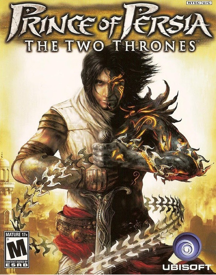 Game Pc Prince Of Persia The Two Thrones Dvd-rom