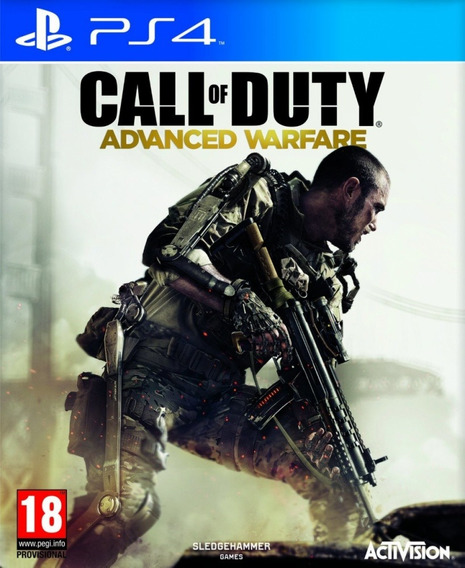 Call Of Duty: Advanced Warfare Ps4 Nuevo