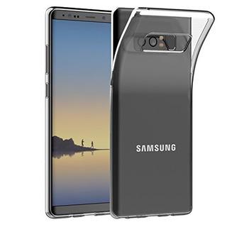 Funda Jetech Para Galaxy Note 8 Shockabsorption Cubierta Pro