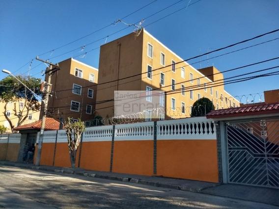 Apartamento De 59m² De 3 Dormitórios- Jd. Julieta -zn - Cf24547