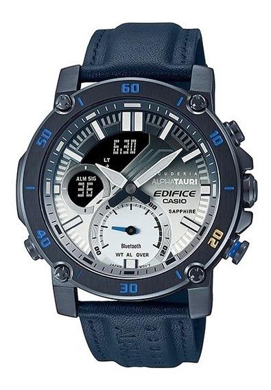 Reloj Casio Edifice Bluetooth Ecb-20at-2a Edicion Especial