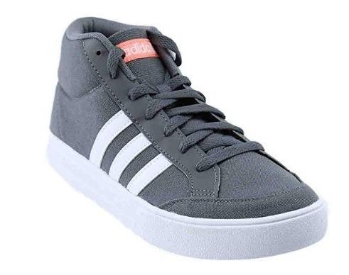 Zapatos Botin Caballero adidas Set Mid 100 % Originales 41