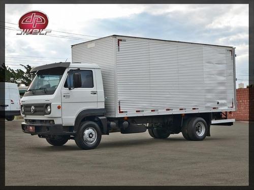 Imagem 1 de 15 de Vw Delivery 10.160 4x2 Caminhão Com Baú