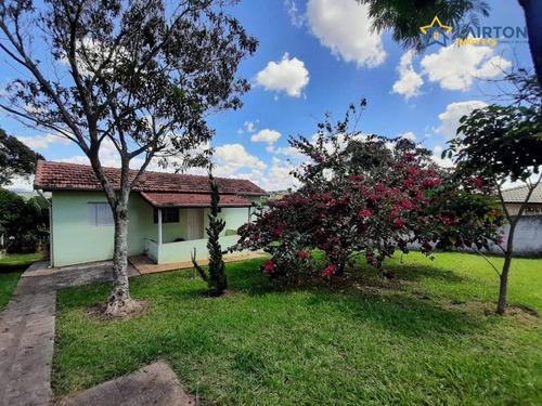 Imagem 1 de 30 de Chácara Com 2 Dormitórios À Venda, 1100 M² Por R$ 530.000,00 - Jardim Estância Brasil - Atibaia/sp - Ch0756