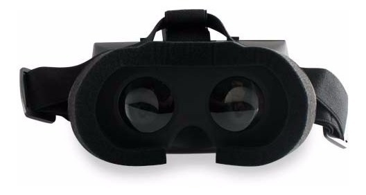 Lentes Visor Vr Realidad Virtual 3d Para Smartphone Mav