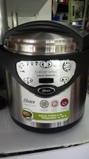 Olla Multiuso Oster® Modelo (5801) 6-lts Nueva En Caja