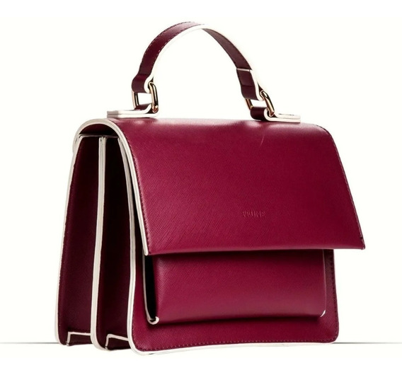 Prune Cartera Bordo 2963 Modelo Daha