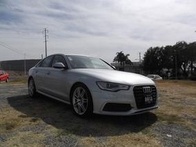 Audi A6 2013 2.0 S Line T Multitronic Cvt