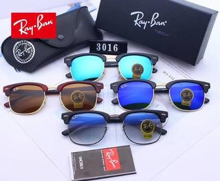Rayban Clubmaster 3016 Originales Importados
